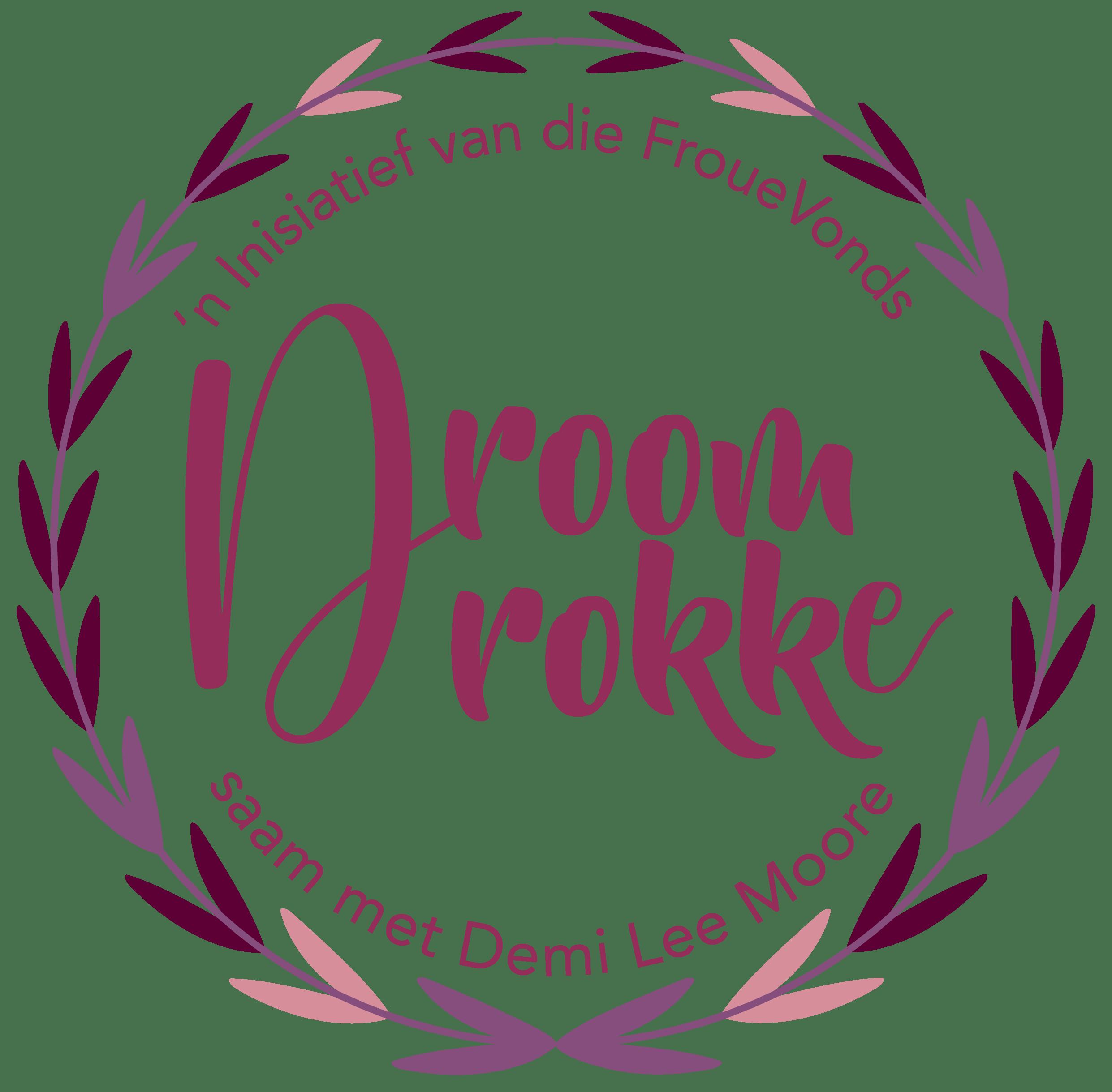 Droomrokke Logo's_RondKleur